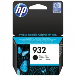 Cartucho negro hp nº932 para hp officejet 6100 / 6600 / 6700