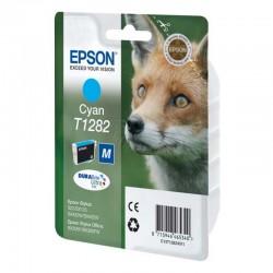 Cartucho tinta cian epson t1282 - 3.5ml - zorro - compatible segun especificaciones