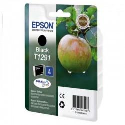 Cartucho tinta negro epson t1291- 11.2ml - manzana