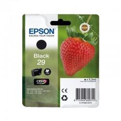 Cartucho tinta negro epson t2981 - 5.3ml - fresa - compatible segun especificaciones