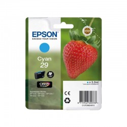 Cartucho tinta cian epson t2982 xp235/332/432 - fresa - compatible segun especificaciones