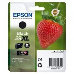 Cartucho tinta negro epson 29xl - 11.3ml - fresa - para xp-235 / xp-245 / xp-247 / xp-332 / xp-335 /