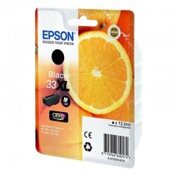 Cartucho tinta negro epson 33xl - 12.2ml - naranja - para xp-530 / xp-540 / xp-630 / xp-635 / xp-640