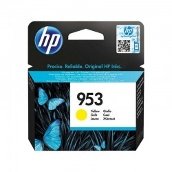 Cartucho amarillo hp nº953 - 700 páginas - compatible con all-in-one officejet pro 8710/8720/8740 - officejet pro 8210/8715/8730