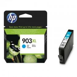 Cartucho de tinta cian hp nº903xl alto rendimiento para officejet pro 6970 / 6960