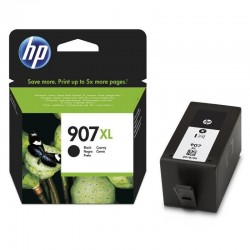 Cartucho negro hp nº907xl - 1500 páginas - compatible con officejet pro 6960 / 6970