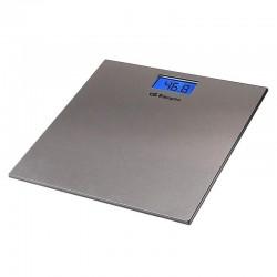 Báscula de baño orbegozo pb 2222 - 4 sensores - hasta 150kg - precisión 100g - amplia plataforma 30*30*1.9cm