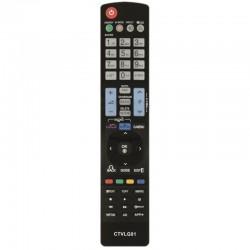 Mando para tv lg ctvlg01 compatible con tv lg