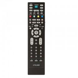 Mando para tv lg ctvlg02 compatible con tv lg
