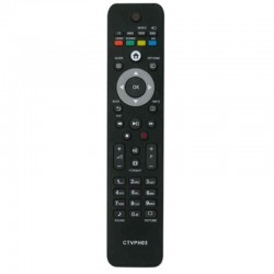 Mando a distancia ctvph03 compatible con tv philips - no precisa programación