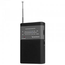 Radio portátil sunstech rps42blisbk/ negra