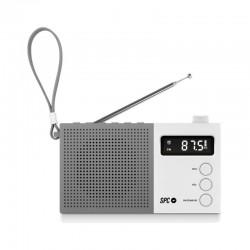 Radio portátil spc jetty/ blanca