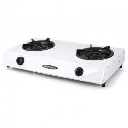 Cocina de gas orbegozo fo2600/ 2 quemadores