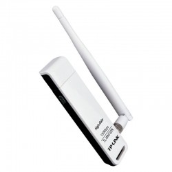 Adaptador usb - wifi tp-link tl-wn722n 150mbps