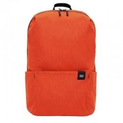 Mochila xiaomi mi casual daypack orange - capacidad 10l - poliéster - bolsillo lateral