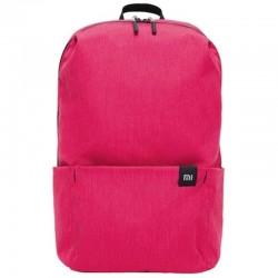 Mochila xiaomi mi casual daypack pink - capacidad 10l - poliéster - bolsillo lateral