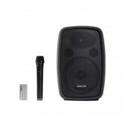 Altavoz portable con bluetooth fonestar amply/ 100w/ 1.0
