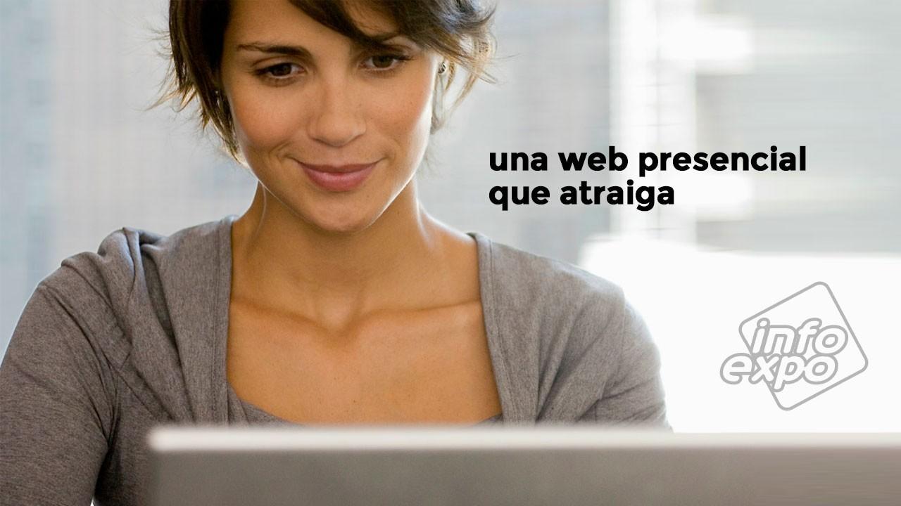 5 consejos para tener una web presencial que atraiga clientes